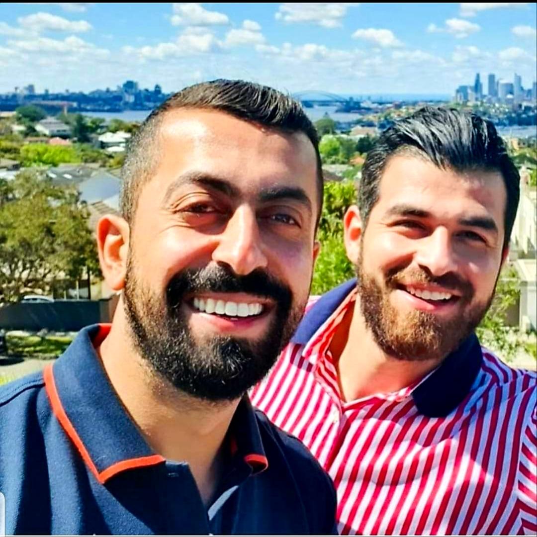 Yosef Al Zeer & Talal Al shwabkeh